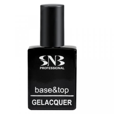 SNB Base/Top GELacquer 15ml.