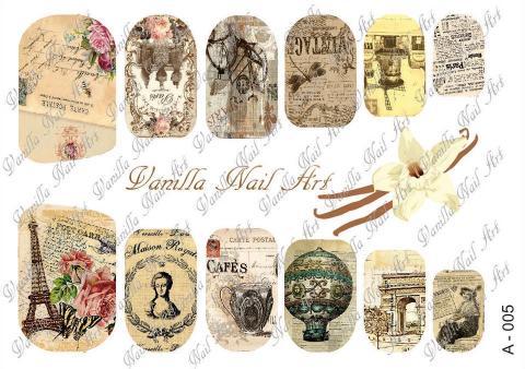 Slaider Vanilla Nail Art 005
