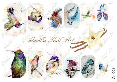 Slaider Vanilla Nail Art 008