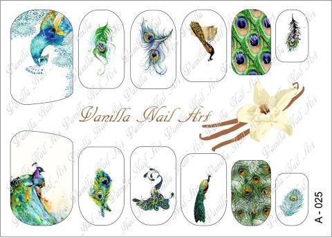 Slaider Vanilla Nail Art 025